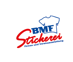 BMF-Stickerei